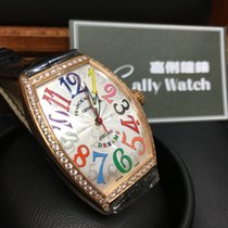Franck Muller Cally - 5850 SC COL DRM D 1R 5N Rose Gold Colour...