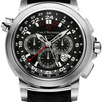 Carl F. Bucherer Patravi Traveltec GMT 00.10620.08.33.01