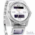 Breitling Aerospace Titanium Watch Analog Digital Chronograph...