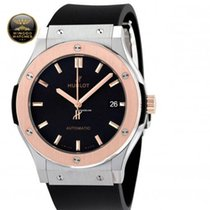 Hublot - Classic Fusion 45mm Titanium & King Gold Watch