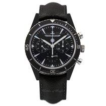 Jaeger-LeCoultre Deep Sea Chronograph Cermet - Cermet/Titanium