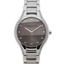 Raymond Weil Noemia 32 Silver Dial Gemstone