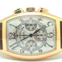 Franck Muller Cintrée Curvex Rose Gold 8880 CC AT