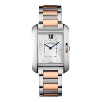 Cartier Tank Anglaise  Mens Watch Ref WT100032