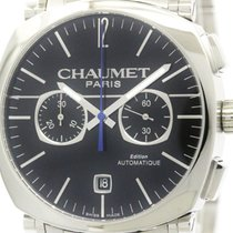 Chaumet Polished Chaumet Dandy Chronograph Steel Automatic...