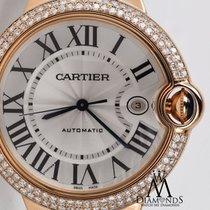 Cartier Ballon Bleu De Cartier 42mm 18k Rose Gold Datejust...