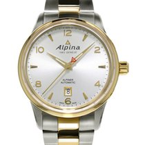 Alpina Alpiner Automatic Steel & Gold Tone Mens Watch...