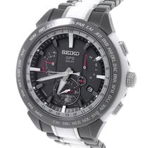 Seiko Astron Solar GPS Titanium Ceramic 48.7MM Japan Ltd Edition