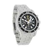 Breitling Superocean II Mens Swiss Chronograph Automatic Watch...