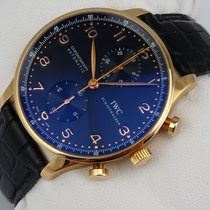 IWC Portugieser Chronograph Automatic - Roségold 750 - IW371415