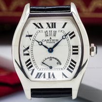 Cartier 2688 Collection Privee Tortue White Gold Limited (24922)