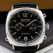 Panerai PAM214 Radiomir Split Second Chronograph SS (25922)