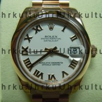 Rolex Datejust,Ref.178245 weiß röm./Präsident-diverse ZB...