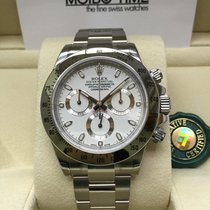 Rolex Cosmograph Daytona 116520 Steel White Dial [NEW]