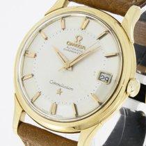 Omega Constellation Vintage 14kt Gelbgold Ref.14393