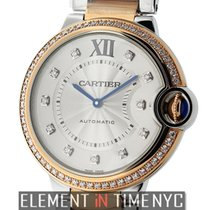 Cartier Ballon Bleu Collection Ballon Bleu 36mm Steel &...