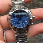 Sector 220 CHRONO MEN'S WATCH chronograph acciaio steel