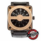 Bell & Ross BR01-92 Compass Rose Gold & Carbon