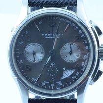 Hamilton Herren Uhr Automatik 42mm Chrono H326560 American...