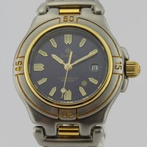Zodiac Professional 200m 18k Gold and Steel Ladies 308.37.20