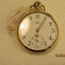 Omega Pocket watch 18 carat gold