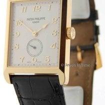 Patek Philippe Gondolo 5109 18K Yellow Gold Mens Watch 5109J