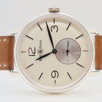 Bell & Ross Argentium Silver Watch