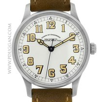 RGM Watch Co. stainless steel Gent's wristwatch