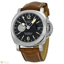 Panerai Luminor GMT Stainless Steel Men's Watch