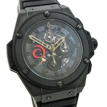 Hublot King Power Alinghi Team Limited All black 333 pieces