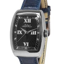 Dubey & Schaldenbrand Lady Watch - Black Guilloche Dial -...