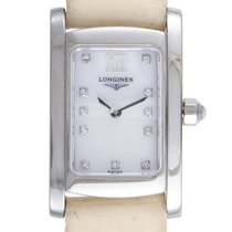 Longines DolceVita Womens Stainless Steel Quartz Watch...