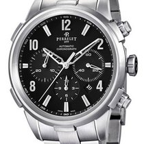Perrelet A1069.B Class-T Chronograph Mens Automatic in Steel -...