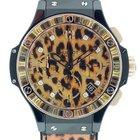 Hublot Big Bang Leopard Ceramic Red Gold