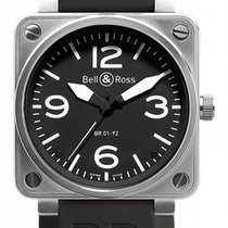 Bell & Ross BR 01-92 Steel