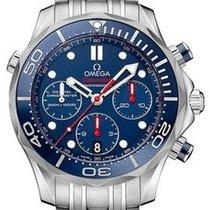 Omega Seamaster 300 M Chrono Diver Ref. 212.30.44.50.03.001
