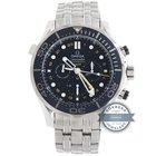 Omega Seamaster Diver GMT Chronograph 212.30.44.52.03.001