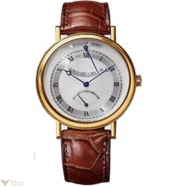 Breguet Classique Retrograde Seconds 18k Yellow Gold Watch