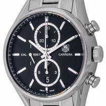 TAG Heuer - Carrera Chronograph Caliber 1887 : CAR2110.BA0724