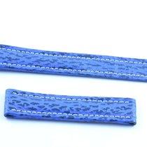 Breitling Hai Leder Armband Band 20mm 20-18 Für Faltschliesse...