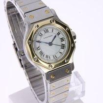 Cartier Santos Hexagonal