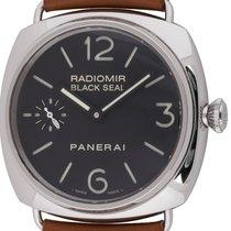 Panerai - Radiomir Black Seal : PAM 183