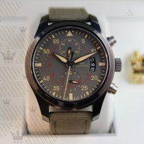 IWC IW388002 Pilot's Chronograph TOP GUN Miramar Ceramic Case