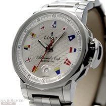 Corum Admirals Cup Automatic Ref-8283020V786AA52 Stainless...