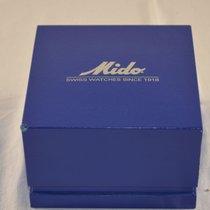Mido Uhrenbox Watch Box Case