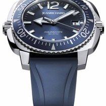 JeanRichard Aquascope Diving Mens watch 60140-11-41c-ac4d