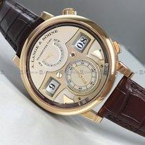 A. Lange & Söhne - Zeitwerk 145.032F Rose Gold Bezel...