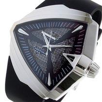 Hamilton ベンチュラ XXL 自動巻き メンズ 腕時計 H24655331 ブラック