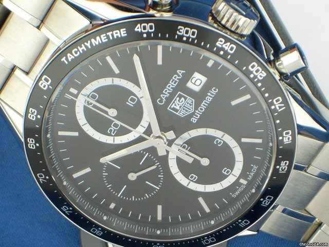 TAG Heuer Carrera Cv2010.ba0794