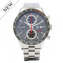 TAG Heuer Carrera Lewis Hamilton Limited Edition CV201M NEW